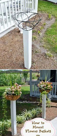 Easy DIY Low Maintenance Garden
