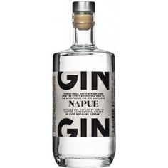 Napue Finnish Rye Gin - Der beste Gin für einen Gin Tonic!