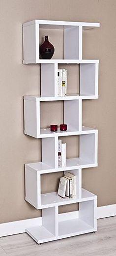 35 Amazing Corner Shelves Ideas 005 - Corner Shelves - Ideas of Corner Shelves Bookshelf Design, Wall Shelves Design, Corner Shelves, Furniture Decor, Furniture Design, Diy Home Decor, Room Decor, Plank Walls, Wood Bedroom