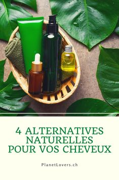4 alternatives DIY aux sprays, mousses et gels capillaires conventionnels Mousse, Alternative, Sprays, Diy, Hair Care, Hair Products, Bricolage, Do It Yourself, Homemade