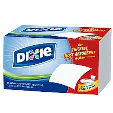 CHEAP Dixie Napkins at Walgreens Starting on 1-26 ~ New Printable Coupon - http://www.thecouponingcouple.com/cheap-dixie-napkins-at-walgreens-starting-on-1-26-new-printable-coupon/    CHEAP Dixie Napkins at Walgreens Starting on 1-26 ~ New Printable Coupon This NEW$1.00 off Any Two (2) Dixie Napkins Product printable couponthat was just released will make for CHEAP Dixie Napkins at Walgreens! Starting on 1-26 Dixie Napkins 180 count will be on sale BOGO FREE. Pair this
