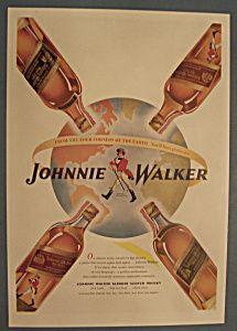 Johnnie Walker vintage ad