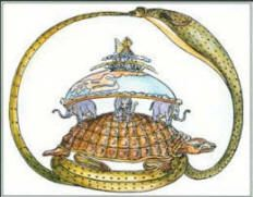 turtle carrying the world - Google Search