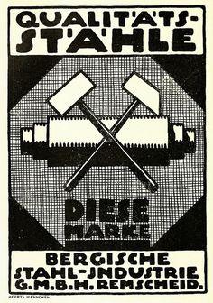 Quality Steel    From Jahrbücher 1912.