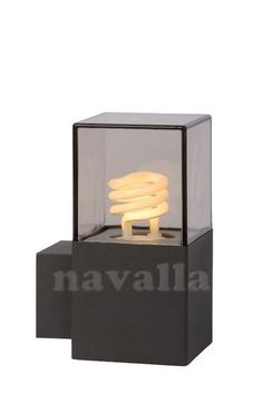 At first glance, we were surprised by this exterior wall light from Lucide. When we saw it in our friends garden, installed on a stone wall, it looked very elegant. What do you guys think - could you imagine it at yours? Oslo, Outdoor Wall Lamps, Outdoor Lighting, Exterior Wall Light, Floating Nightstand, Wall Lights, Furniture, Guys, Elegant