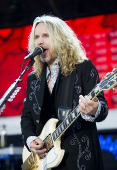 Styx****** I really dig Tommy Shaw