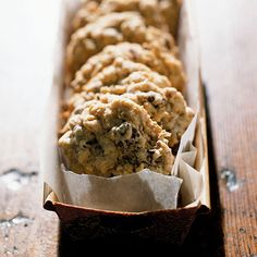 Oatmeal Chocolate Chunk Cookies  Chocolate mega morsels make these oatmeal cookies better than average. In less than 30 minutes, our 5-star recipe will be ready for your family to enjoy.