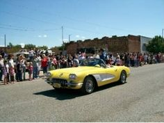 The Rock N Rumble Car Show Cruise In Altus Oklahoma Features