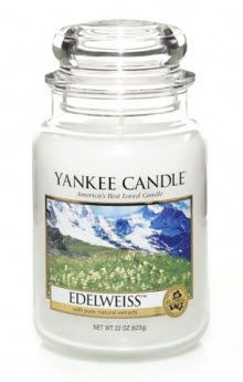 Edelweiss Yankee Candle (My Favorite Things Collection) #