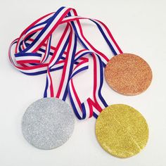 Is your family ready to go for the gold? Get into the 2014 Olympics in Sochi, in Russia, with this fun DIY celebration project that makes everyone a winner!
