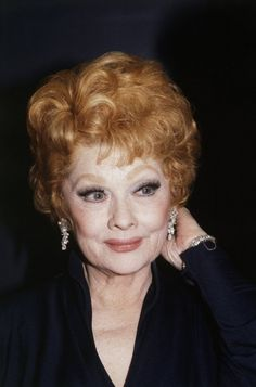 FILE - In this Oct. 14, 1979 file photo, actress Lucille Ball is shown in Los Angeles.  Ball, who died on April 26, 1989, would have celebrated her 100th birthday on Saturday, Aug. 6, 2011.  (AP Photo/Reed Saxon, File)