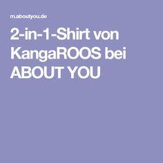 2-in-1-Shirt von KangaROOS bei ABOUT YOU