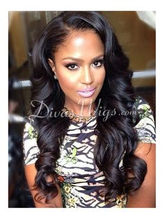 Long Black Hairstyles Unique 50 Best Eyecatching Long Hairstyles For Black Women  Pinterest