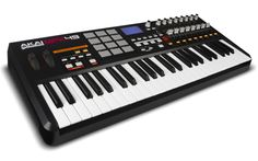 Akai MPK49 - I'm looking to pick up an APC25, but this is the higher end equivalent