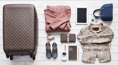 Try These Pro Packing Tips To Travel Lighter