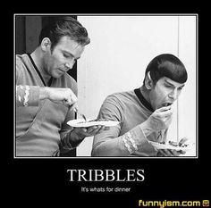 Star Trek: Tribbles