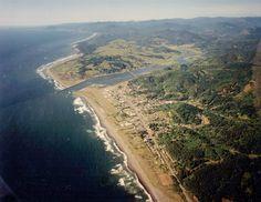Gold Beach, Oregon.