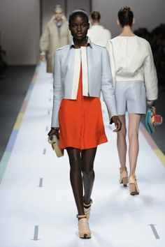 How Anish Kapoor Inspired Fendi's S/S 2013 Collection