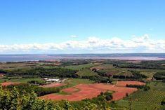 Just an hour's drive away from Halifax is Wolfville, a little gem of a gateway to the bountiful Annapolis Valley. For a place with a year-round population of only around 5000 people, Wolfville kicks well above its weight on the 'things to do' front. Stuff To Do, Things To Do, Cool Stuff, Annapolis Valley, Nova Scotia, Small Towns, Golf Courses, Places To Visit, River