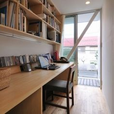 SU-HOUSE37 logi-cの部屋 2階書斎
