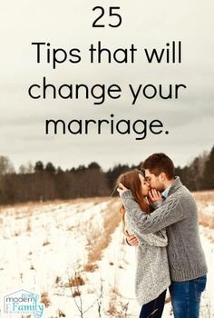 Maintaining a strong marriage is a lot harder than one would think, but it is also very possible. Your marriage can be growing in whatever season you are in. Here are 25 tips that will change your marriage. Marriage Goals, Strong Marriage, Saving Your Marriage, Marriage Relationship, Marriage Advice, Love And Marriage, Successful Marriage, Better Relationship, Happy Marriage Tips
