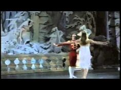 Nutcracker the Motion Picture with Pacific Northwest Ballet (1986) - my favourite version of the nutcracker. Maurice Sendak was involved in the design and the peacock scene is wonderful. Get the movie! in full here http://www.youtube.com/watch?v=cJEdnA5WRLY