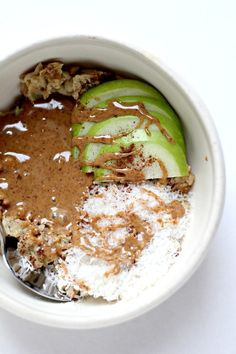 22. Almond Butter Banana and Coconut Energy Bowl http://greatist.com/fitness/50-awesome-pre-and-post-workout-snacks