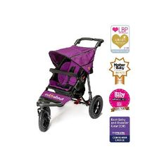 Out `N` About Out n About Nipper Single 360 V4 Stroller-Purple The Nipper 360 single is an excellent solution for parents who require a multi purpose pushchair. Its 360 degree swivel front wheel makes it perfect for effortless manoeuvring around town, but can the http://www.MightGet.com/march-2017-1/out-n-about-out-n-about-nipper-single-360-v4-stroller-purple.asp