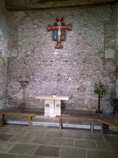 St Peters on the Wall, Bradwell