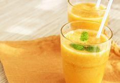 Smoothie med gulerod og appelsin