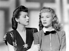 Lorna Gray and Helen Talbot, Federal Operator 99 (1945)