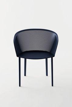 "vetustanova:  "" Stampa Chair by Ronan & Erwan Bouroullec for kettal, 2015  """