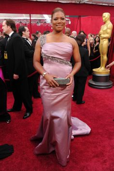 I love Queen Latifa!! She truly represents what it is like to be comfortable in your own skin!