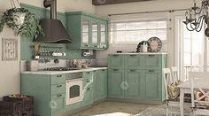 Европейская мебель кухни фабрики АВС