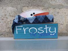 SAWDUST SANITY: 2012 Winter Crafts