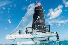 M32 Series Bermuda action Photo : Jen Edney / EdneyAP #sailing #yachting #sails #sail #northsails #wind #waves #sailboat #m32 #multihulls #multihull #yacht #sport #racing #yachtracing #crew #sailingstagram #secretsailing by secretsailing