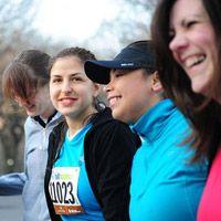 Couch to half marathon 10 week training program