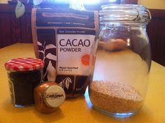 Coconut-Cherry-Chocolate Breakfast