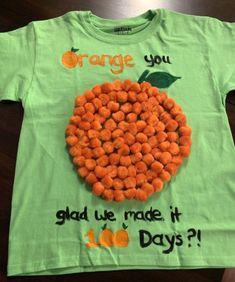 The day of school tends to sneak up on us every year. Plan ahead with these 100 days of school shirt ideas to fit any kid's personality. 100th Day Of School Crafts, 100 Day Of School Project, First Day Of School, School Fun, School Projects, School Ideas, 100 Day Project Ideas, School Stuff, 100 Days Of School Project Kindergartens