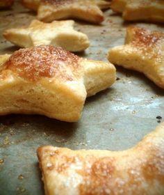 Przepisy z blogów kulinarnych – Świąteczne gwiazdeczki