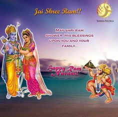 Triumph Team wishes you all a very Happy Ram Navmi.