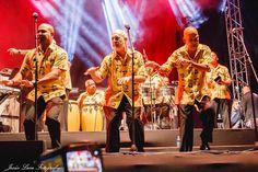 El Gran Combo en el Super Concierto de la Hispanidad en Madrid, España | A Son De Salsa