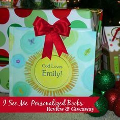 I See Me Personalized Book Review & Giveaway #iseemebooks