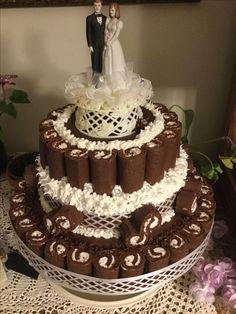 Little Debbie Swiss Roll Cake