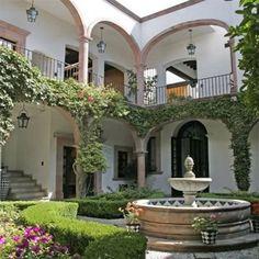 Mexican Haciendas | Casa de Sierra Nevada – San Miguel de Allende, Guanajuato