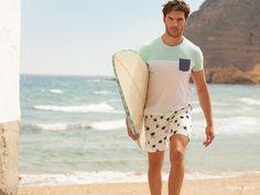 Conoce el nuevo Lookbook Summer Men de Sfera  esta primavera 2015 En #Modalia | http://www.modalia.es/marcas/el-corte-ingles/7081-lookbook-summer-men-sfera-primavera-2015.html #moda #tendencias2015 #fasion #sfera