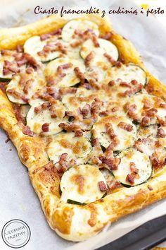 Snack Recipes, Dinner Recipes, Cooking Recipes, Snacks, Pesto, Breakfast Lunch Dinner, Hawaiian Pizza, Starters, Vegetable Pizza