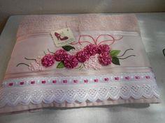 toalhas de banho bordadas 5
