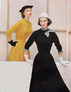 Vogue, 1952