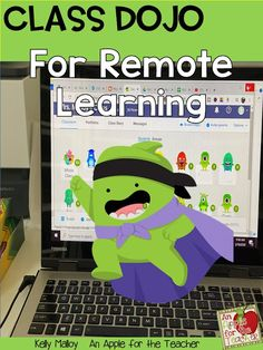Are you using distance learning or remote teaching right now due to school closures? Here are some tips for Using Class Dojo for Remote or Distance Learning Toddler Learning, Home Learning, Learning Resources, Teaching Ideas, Learning French, Teacher Resources, Experiment, School Closures, Beginning Of School